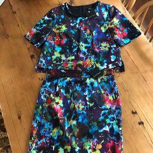 Nanette Lenore skirt set